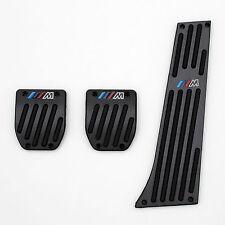 BLACK MT M-POWER Pedal M3 M4 M5 E46 E90 E92 F30 F80 F32 E60 E63 F10 E84 F25 E89