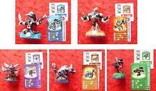 Skylanders swap Force Dark Edition, 5 Skylander figuras... Spyro, nuevo sin OVP