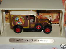 MATCHBOX 1927 TALBOT 'SOUTH PACIFIC''  YGB10 GREAT BEERS OF THE WORLD SERIES VAN