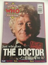 DOCTOR WHO MONTHLY Magazine 251- 300 Excellent Condition