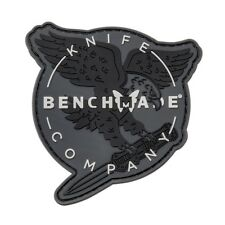 Benchmade Eagle Morale Patch  50018 Hook Loop PVC New Sealed Knife Collector
