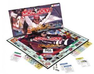 Monopoly Nascar Dale Earnhardt Replacement Parts Cards Hotels Token Money U Pick