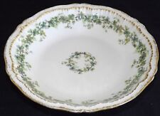 "Theodore Haviland Limoges France Grapevine Coupe Soup 7 1/2""  Pat. Appl. for"
