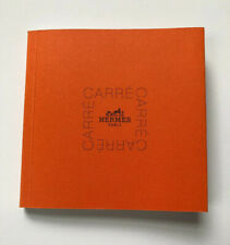 HERMES Paris LE CARRE BOOK Booklet How To Playtime With Scarf