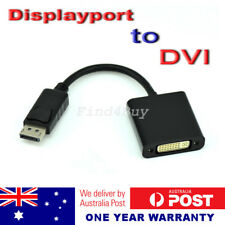 DP Display Port DisplayPort Male to DVI Female 24 5 Pin Converter Adapter Cable