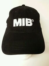Men In Black 3 MIB 2012 Movie Theater Promo Embroidered Adjustable Hat
