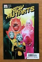 New Mutants # 3 2019 Rod Reis Main Cover 1st Print Marvel Comics NM-