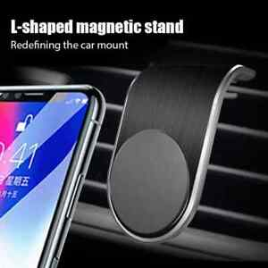 Universal Magnetic Car Phone Holder GPS Mount Holder Air Vent Clip Holder Stand