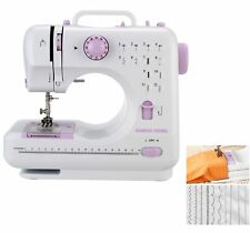 ANMAS HOME 12 Stitches Overlock Sewing Machine Electric Handheld Sewing Tool