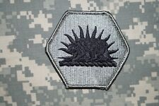 VELCRO ® Military Patch US Army California National Guard ACU Authentic