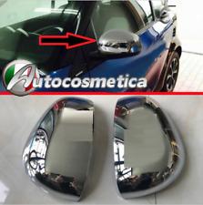 specchi retrovisori calotte cover in abs Cromo 2PZ  Smart Fortwo C 453 DAL 2015>