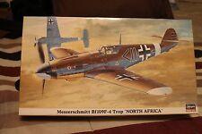 "Hasegawa 1/48 BF-109F-4 ""North Africa"" model kit"