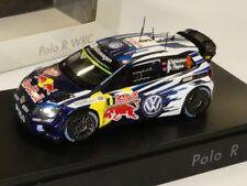 1/43 Spark VW Polo R WRC #9 720728