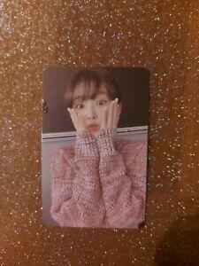 Red Velvet Irene Photocard The Reve Festival Finale Day 3