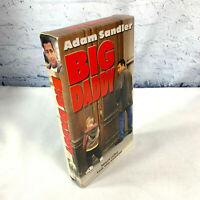 Big Daddy (VHS, 1999) Adam Sandler - Columbia Pictures VGUC