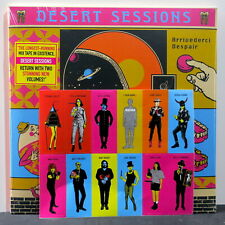 DESERT SESSIONS 'Vol. 11&12' Ltd. Edition Vinyl LP + Promo Stickers NEW/SEALED