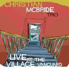Mcbride Christian/trio - Live At The Villiage Vanguard NEW CD