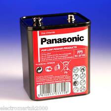 PANASONIC PP9 9 VOLT 9V BATTERY ROBERTS RADIO