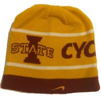Iowa State Cyclones Nike NCAA Cuffed & Knit Beanie Hat