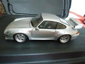 PORSCHE 911 GT SERIES 1/18 UT MODELS