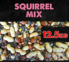 Chipmunk and Squirrel Food Mix 12.5kg Nuts Feed by Bamfords Top Flight BMFD DS