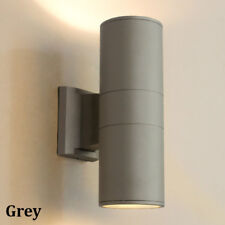 Outdoor LED Modern Wall Light Sconce Dual Head Lamp Fixture Porch Waterproof New