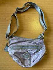 Kipling Purple Shine Small Over the Shoulder Bag