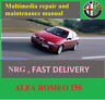 Advice service and repair manual ALFA ROMEO 156 ELEARN