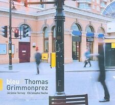 FREE US SHIP. on ANY 3+ CDs! ~Used,Very Good CD Grimmonprez, Thomas: Bleu