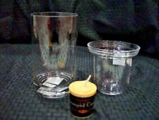 YANKEE CANDLE - SET OF 2 CANDLE HOLDERS