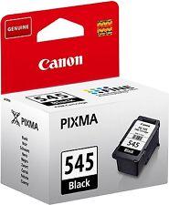 CARTUCCIA PG-545 BLACK ORIGINALE CANON NERO PIXMA MG2555 MG2950S MG2955 MX495