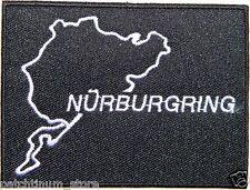 NURBURGRING Race Track Motorsport Logo Patch Iron on Jacket T-shirt Badge Sign