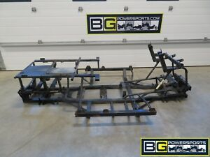 EB587 2009 09 ARCTIC CAT PROWLER XTZ 1000 FRAME ASSEMBLY