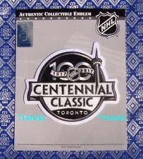 Official NHL 2017 Centennial Classic Patch Detroit Red Wings Toronto Maple Leafs
