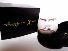 Reggie Jackson HOF Signed Autographed Baseball Oakland Athletics Yankees RJ.com