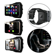 Smart Watch Sim Card Slot Music Player Compatible with Android iOs Phones