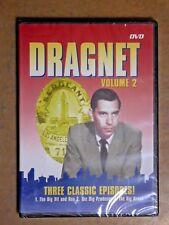 Dragnet Volume 2  NEW UNOPENED