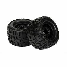 Trencher X 3.8 All Terrain Tires Mounted (2) Pro-Line RC Wheels/Rims PRO1184-13