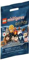 LEGO Minifigures Harry Potter Series 2 - 71028 Single Random Sealed Pack In Hand
