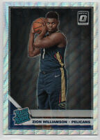 2019-20 Optic Basketball Fanatics Silver & Green Wave Rated Rookies- YOU PICK