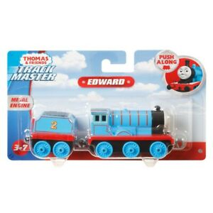Thomas & Friends TrackMaster Push Along Die-Cast Metal Edward Train Engine