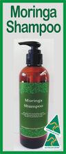 MORINGA HAIR SHAMPOO X 2. Australian Certified, Grown, Processed, Moringa Oil