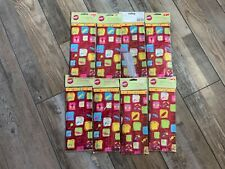 Wilton Birthday Party Bags With Ties 20 Count Each Bag Lot Of 8 New