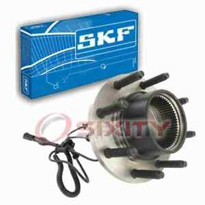 SKF Front Wheel Bearing Hub Assembly for 1999-2004 Ford F-250 Super Duty rv