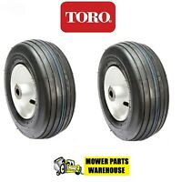 20717 Swisher Replacement 11 x 4.00-4 Turf Tread Tire//Wheel
