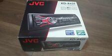 JVC KD-R431 Car Radio Stereo Cd Mp3 Player