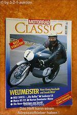 Motorrad Classic 6/94 NSU 500SS Maico Sunbeam S8