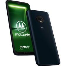 Motorola Moto G7 Plus 64GB deep-indigo LTE/4G Android Smartphone Handy 4GB RAM