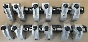 Jesel Buick Stage ll Standard Slot Pro Series Rocker arms, CAAS60&COGL65, W/Bars