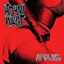 Gods Gift to Women von Adam West | CD | Zustand gut
